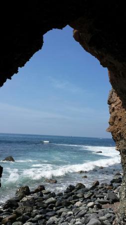 Dana Point, CA: Sea cave