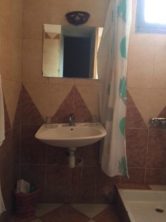 Hotel Oudaya : L'appareil était de niveau