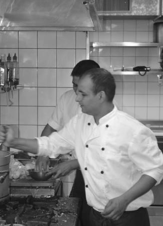 Indian Tandoori Palace : the head chef