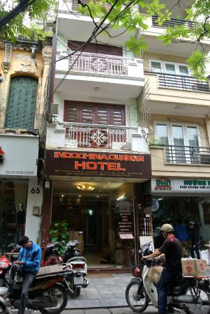 The Queen Hotel & Spa : Hotel Front
