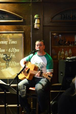 Waxy O'Connors on the Riverwalk: St. Patrick's Day