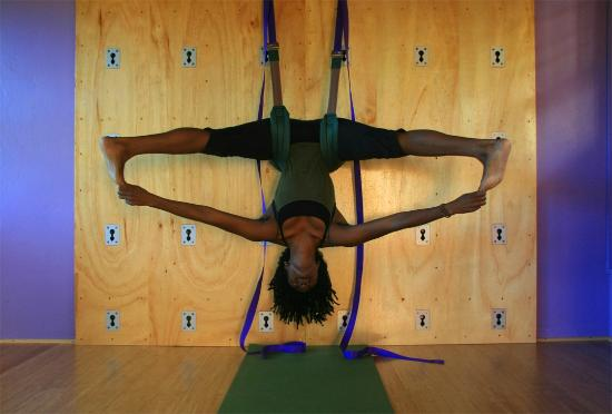 Calivigny, Гренада: Malaika Brooks-Smith-Lowe certified Vinyasa Yoga Instructor RYT200 offers many classes.