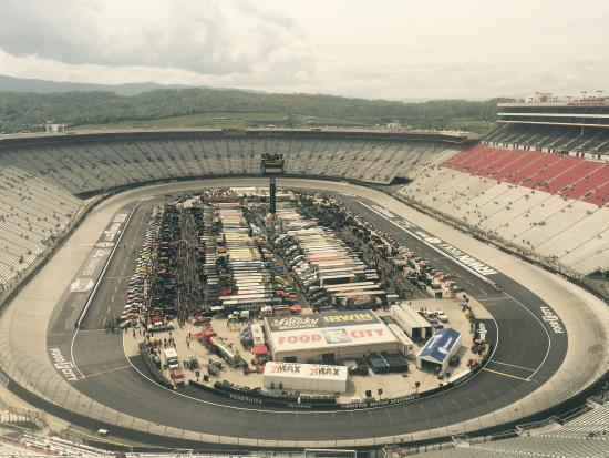 Winner Circle Picture Of Bristol Motor Speedway Bristol