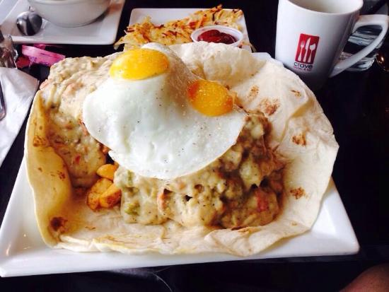 Chicken fried steak yum - Picture of Crave Kitchen and Bar, El ...