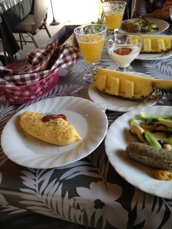 Ylulu: どちらもとても美味しい朝食