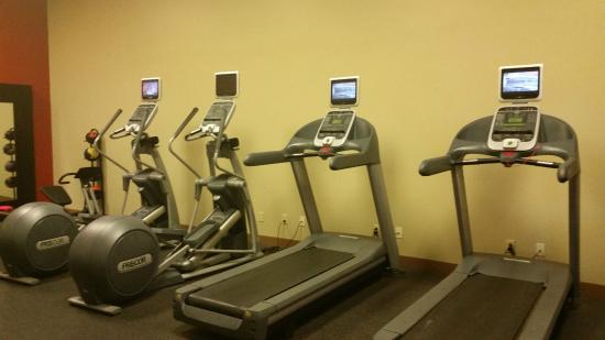 Gym Picture Of Embassy Suites By Hilton Orlando International