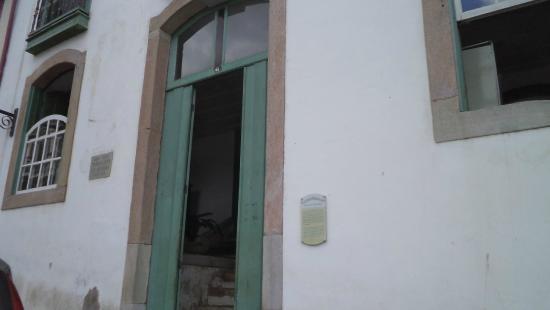 Casa de Tomas Antonio Gonzaga