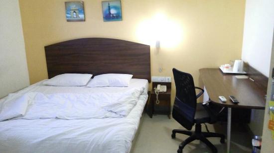 Ginger New Delhi : ห้องพัก