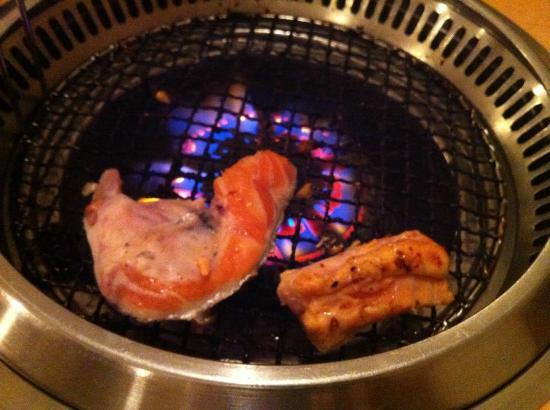 Sushi BBQ Inn: All you can eat dinner