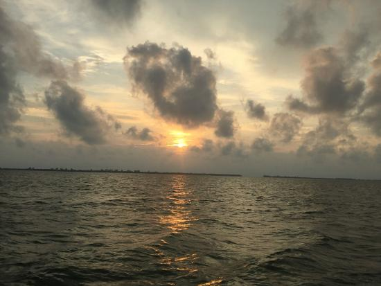 Whitney's Bait and Tackle: Sunsest Mon April 20th