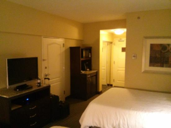 hilton garden inn billings room - Hilton Garden Inn Billings