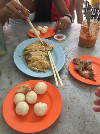 Photo of Chinese Restaurant Chung Wah Chicken Rice Ball at Jonker Street, Melaka, Malaysia