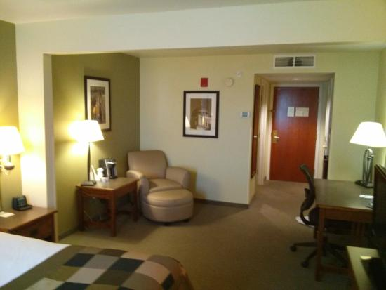 Wingate by Wyndham Helena Airport : Room