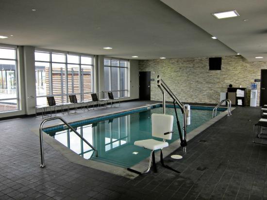 Cambria Hotel Suites Washington Dc Convention Center Indoor Pool