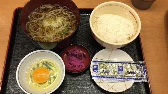 Echigo Soba Asakusabashi Shop