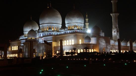 جامع الشيخ زايد الكبير: Sheikh Zayed Grand Mosque