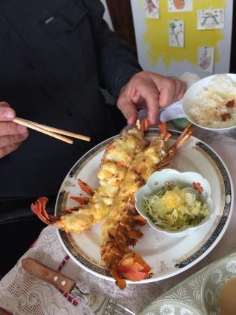 Seafood Restaurant Jinriki