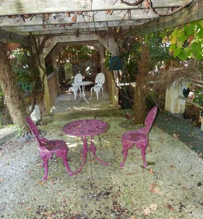 Tealmere Grove B&B: Garden 5