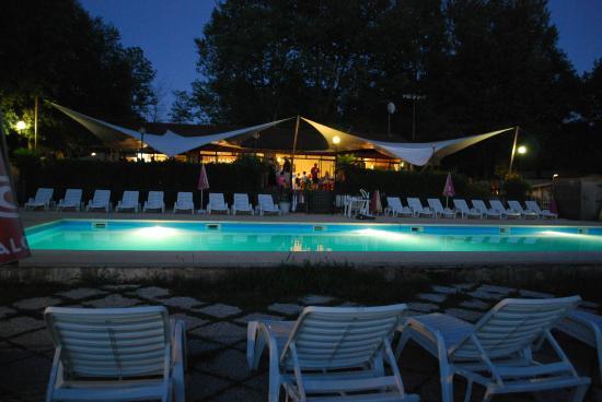 International Camping Ispra: piscina