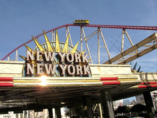 New york new york casino roller coaster gambling panama city panama