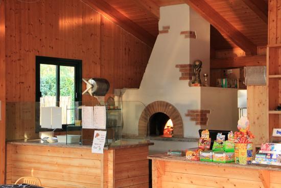 International Camping Ispra: ristorante/pizzeria
