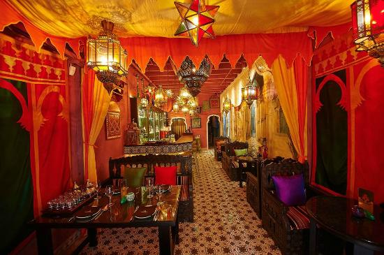 ANDALUS moroccan cuisine & lounge bar