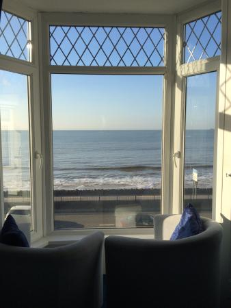 Devon View Guest House: Wonderfull morning view