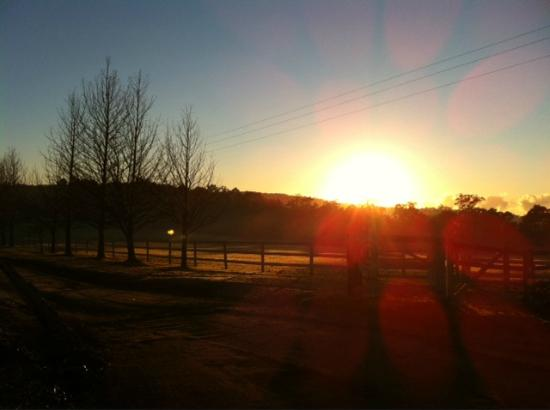 The Oaks Ranch and Country Club sunrise