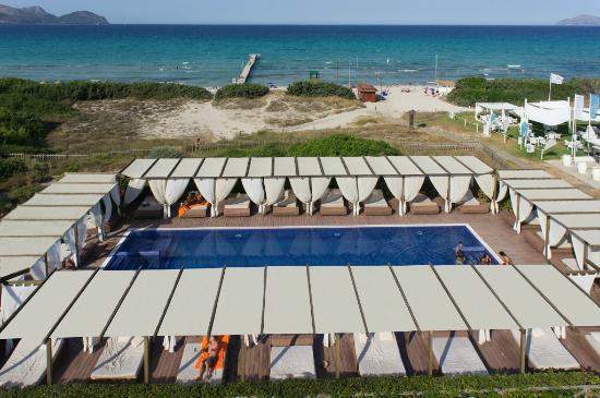 Zafiro Bahía : Chill Out Pool