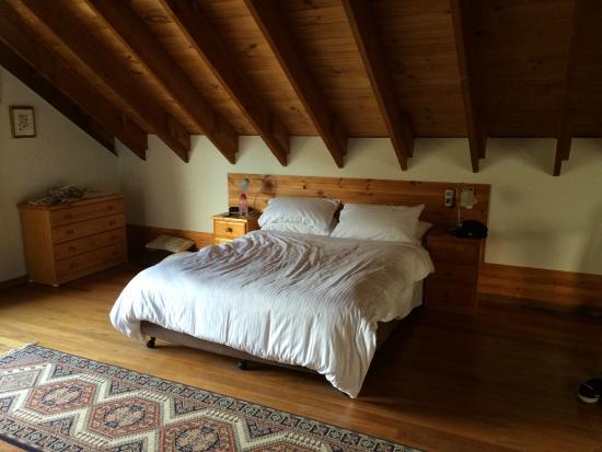 Splinters Guest House: Main room upstairs