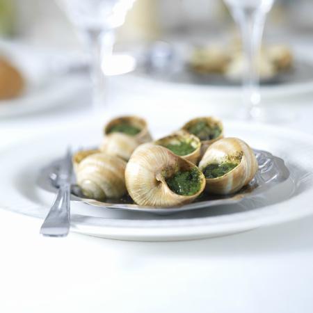 Brasserie Flo - Les Beaux Arts : Escargots