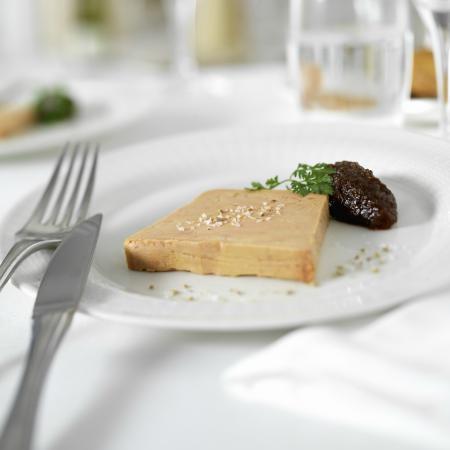 Brasserie Flo - Les Beaux Arts : Foie gras de canard