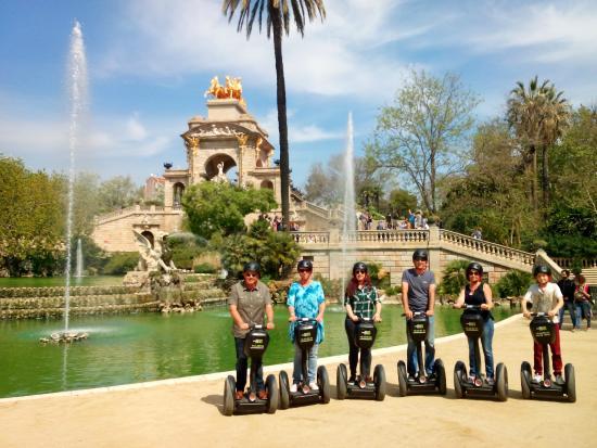 Tour Segway Barcelona: What Fun!!