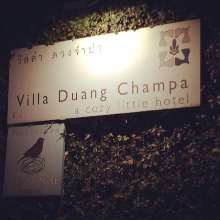 Villa Duang Champa