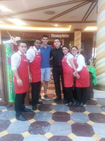 Restaurante restaurante brasayle a plaza norte en san - Cocinas san sebastian de los reyes ...