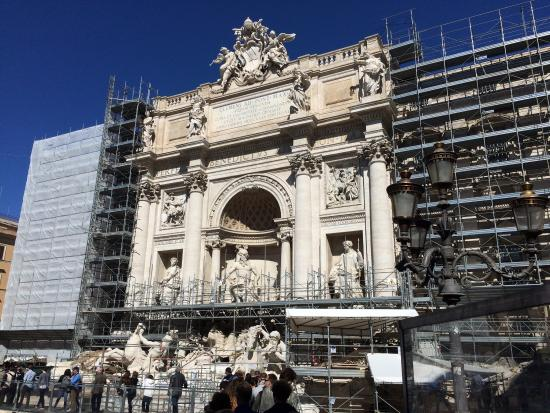 Photo of Trevi Fountain in Rome, , IT