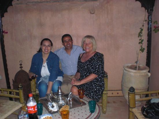 Riad Dar Nadwa: le bonheur d'ètre dans ce riad ce voit sur nos visages