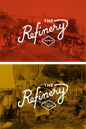 The Refinery: old gold