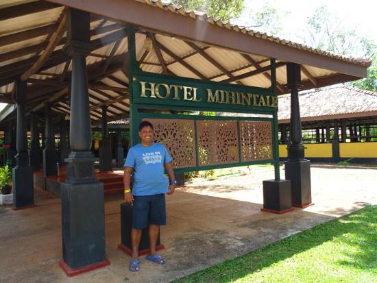 Hotel Mihintale: The Hotel