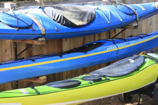 Yellow Point Lodge: Kayak Rentals