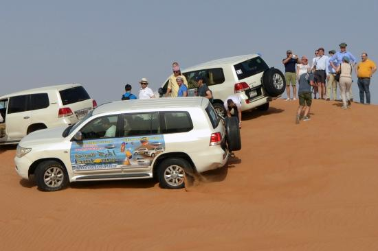 Пустынное сафари в Дубай с Funtours