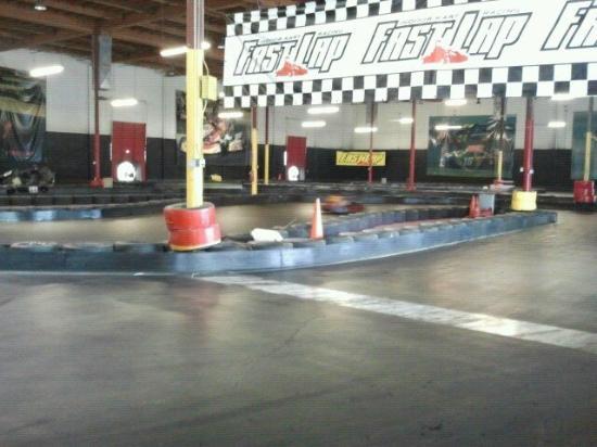 Fast Lap Indoor Kart Racing: 室内