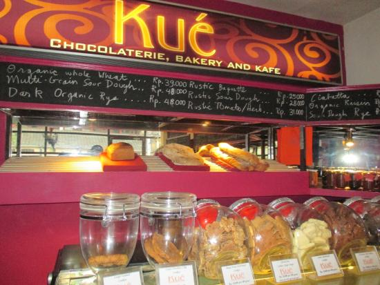 Kue Bakery and Cafe: Super adresse