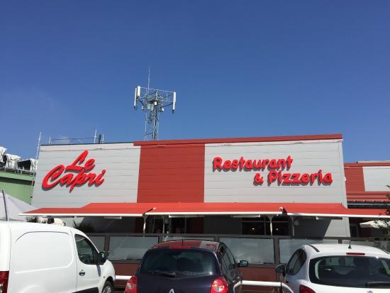 Le Capri, Saint-Genis-Laval - 75 Chemin de la Mouche - Restaurant ...