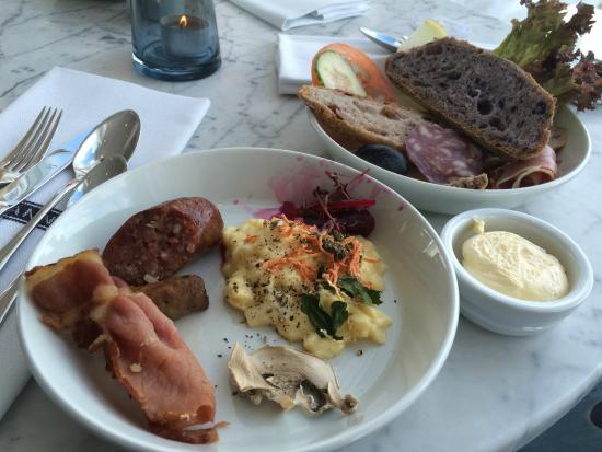 PM & Vanner Hotel: Frukosten var fantastisk