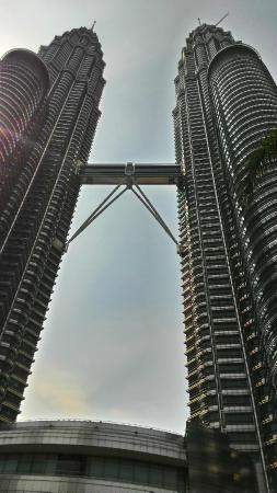 Sungei Wang Hotel: Petronas Tower