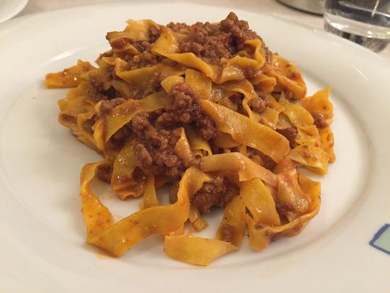 Photo of Italian Restaurant Colline Emiliane at Via Degli Avignonesi 22, Rome 00187, Italy