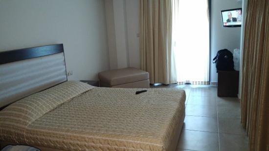 Hotel Giannoulis: Δωμάτιο στον 3ο όροφο.