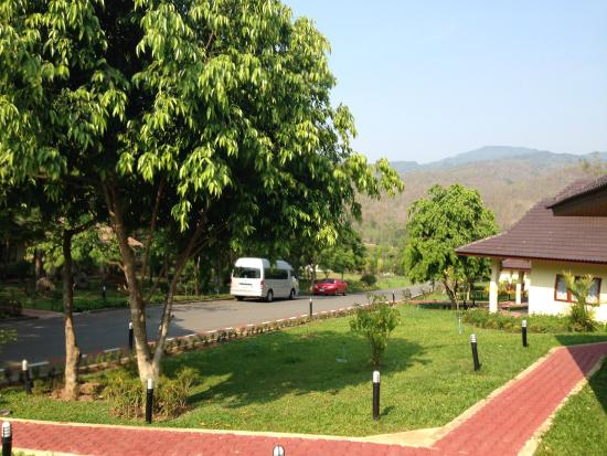 Suansawan Resort Chiang Mai: fresh air available to breath