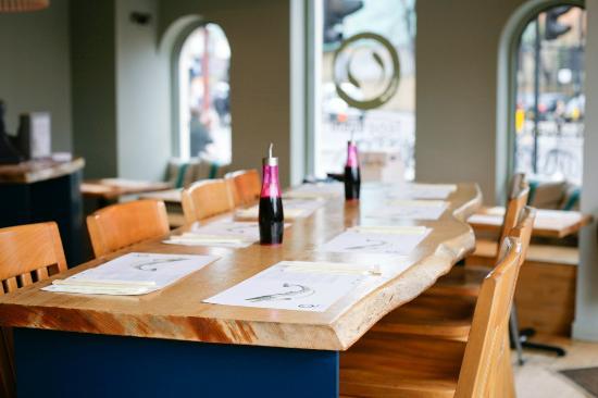 Photo of Japanese Restaurant Feng Sushi at 1 Adelaide Road, London NW3 3QE, United Kingdom